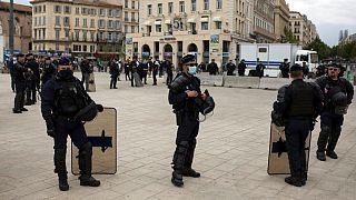 ماموران پلیس فرانسه