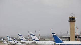 طائرات مدنية إسرائيلية