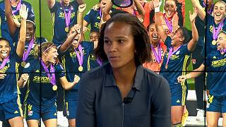 """A little respect would be nice,"" says female football legend Wendie Renard"