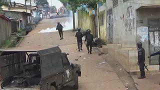 Guinée : les anti-Condé dans la rue