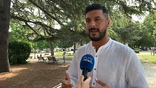 "Ясин Эль Гхлид, сооснователь партии ""FUTURO E' ORA"""