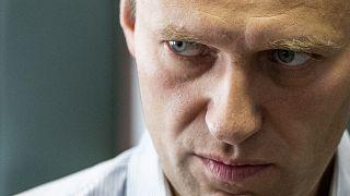 Russian opposition leader Alexei Navalny in September 2018.