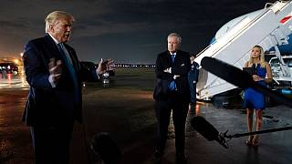 دونالد ترامپ، رئیس جمهوری آمریکا