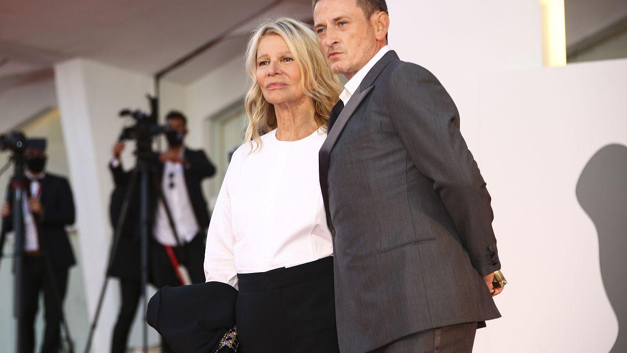 Regisseurin Nicole Garcia und Schauspieler Benoît Magimel