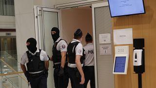 شرطة فرنسية