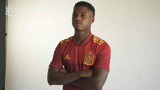 Ansu Fati: Guinea Bissau born Barcelona stiker makes history