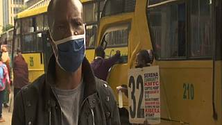 Covid-19 Pandemic Disturbs Bus System in Kenya