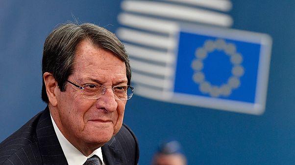 Güney Kıbrıs Cumhurbaşkanı Nikos Anastasiadis