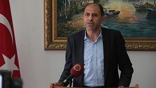 Dışişleri Bakanı Kudret Özersay