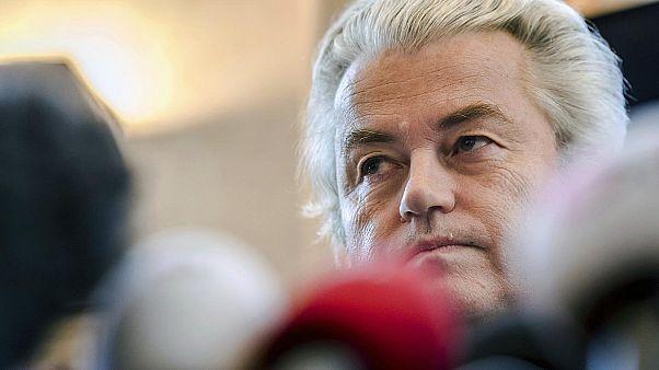 İslam karşıtı Hollandalı siyasi Geert Wilders