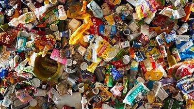 Greenpeace says just a handful of products could be the key to ending plastic pollution.