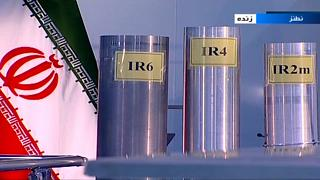 برنامج إيران النووي