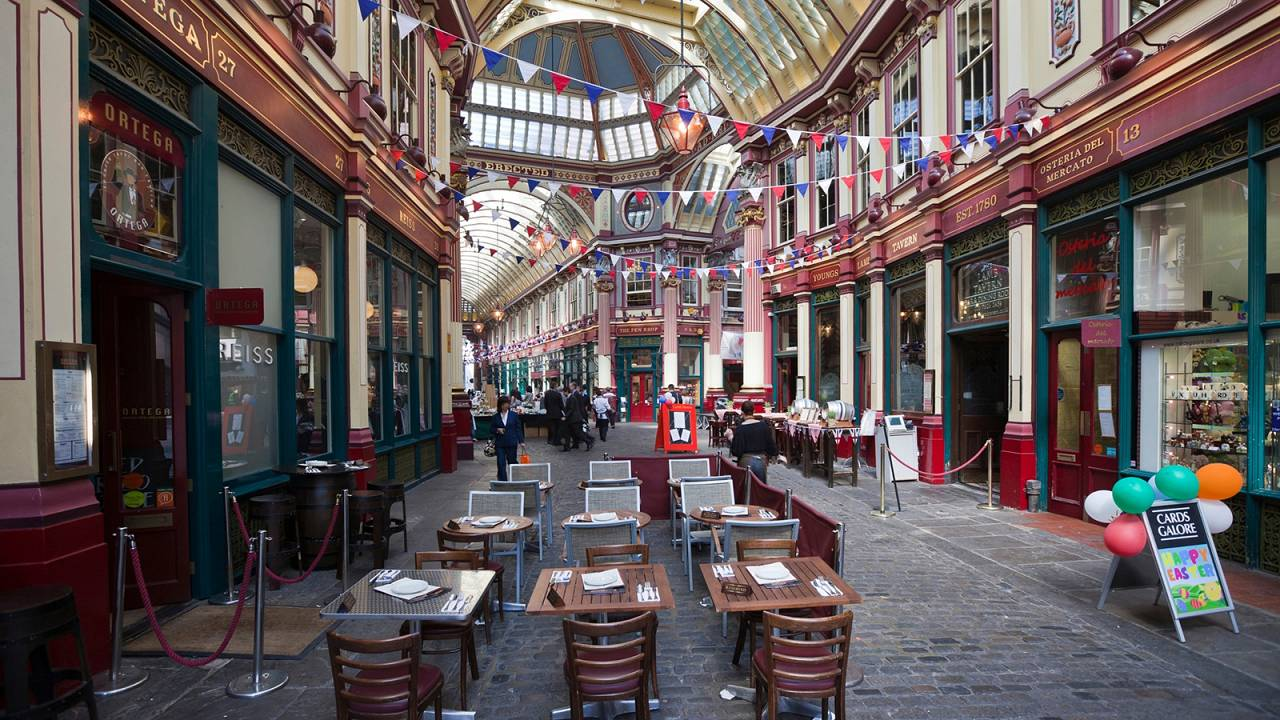 On July 4, London's restaurants, pubs and bars were given the green light to reopen.