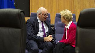 Qui pour remplacer Phil Hogan à la Commission européenne ? L'Irlande présente ses candidats
