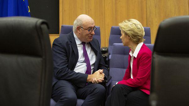 Írország megnevezte jelöltjeit a biztosi posztra