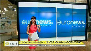 Le trasmissioni del nuovo canale georgiano