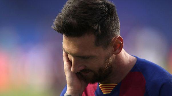 """Calcio, Messi annuncia: """"Resto al Barcellona"""""""