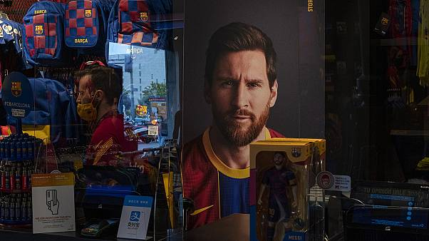 Barcelona meeting with Messi's father-agent ends in tense stalemate
