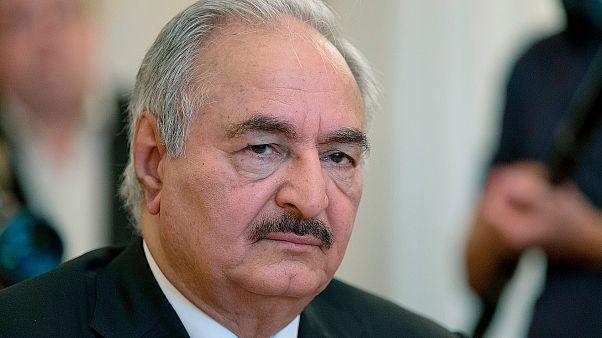 General Halife Hafter / 2019
