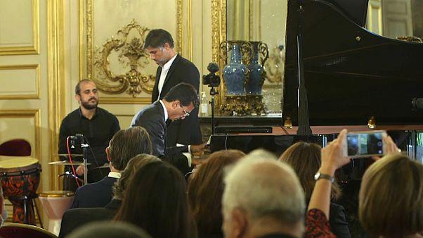 Explosions à Beyrouth : hommage en musique au sénat français