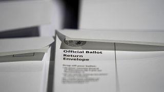 Sokan készülnek levélszavazásra az amerikai elnökválasztáson