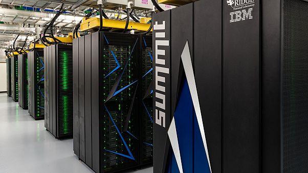 Il supercomputer Summit, secondo più rapido al mondo