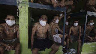 El Salvador niega cualquier trato de favor con los pandilleros encarcelados