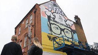 Duvar Resmi Festivali ilk kez Londra'da: 150 sanatçı şehrin rengini değiştirdi