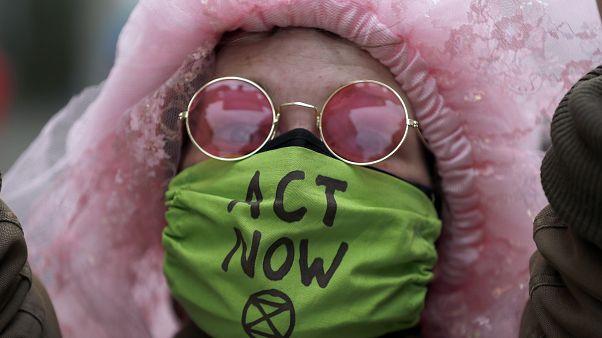 Una protesta ecologista paraliza las rotativas en Reino Unido