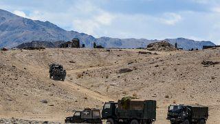 Çin ve Hindistan arasında gerilimin yaşandığı Ladakh bölgesi