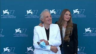 Abel Ferrara recebe o Jaeger-LeCoultre Glory to the Filmmaker 2020