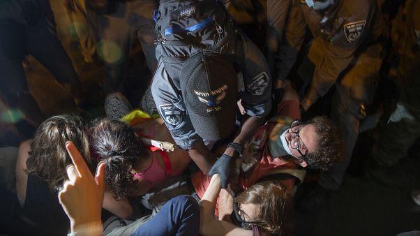 I sabati caldi di Netanyahu: proteste e scontri a Gerusalemme