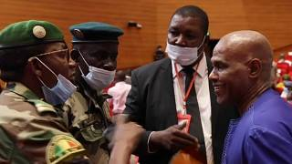 IBK leaves Bamako as Junta talks continue
