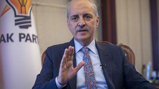 AK Parti Genel Başkanvekili Numan Kurtulmuş