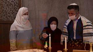 أسرة يهودية