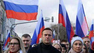 Rus muhalif siyasetçi Aleksey Navalny