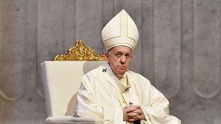 Papa Francis: Dedikodu, Covid-19'dan daha kötü bir salgın