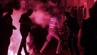 3. Krawallnacht in Folge in Leipzig-Connewitz und im Osten Leipzigs