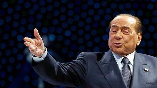 İtalya'nın eski başbakanı Silvio Berlusconi