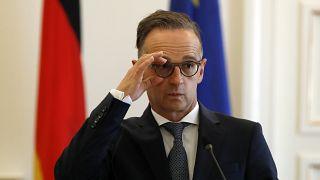 وزير الخارجية الألمانية هايكو ماس