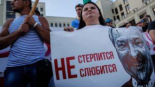 """Акции протеста в Республике Беларусь: """"точка невозврата"""""""