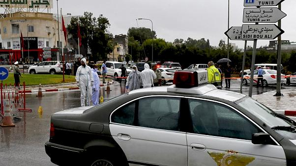 """Tunesien: Polizist getötet - Präsident verurteilt """"Terroranschlag"""""""