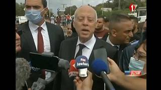 Le président tunisien condamne l'attentat terroriste de Sousse