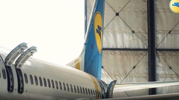 وقامت الراكبة التي كانت تتوق لبعض الهواء النقي بعيداً عن الجو شديد الحرارة بفتح مخرج الطائرة من طراز بوينغ 737، أمام زوجها وأطفالها وركاب آخرين