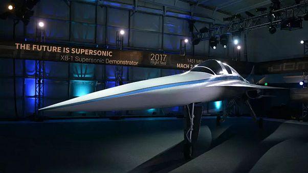 XB-1 süpersonik uçak