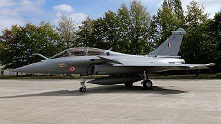 Fransız Dassault Rafale savaş uçağı