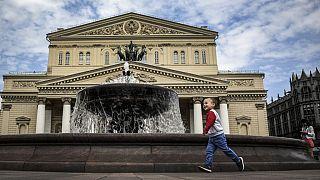 عودة الحياة إلى مسرح البولشوي في روسيا بعد أشهر من الإغلاق بسبب وباء كورونا