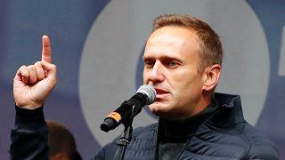 Germany says Alexei Navalny was poisoned with Novichok
