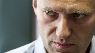Alexei Navalny has been on hunger strike for three weeks.