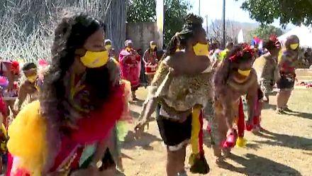 Afrique du Sud : La danse des roseaux est fortement réduite cette année